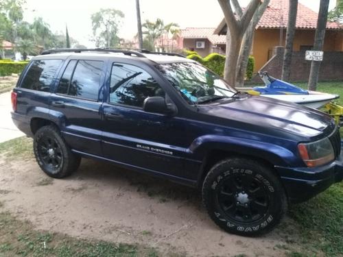 jeep grand cherokee limite