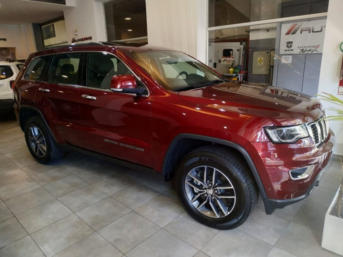 jeep grand cherokee limited 0km 2018