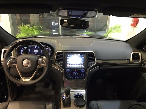 jeep grand cherokee limited 0km 2018