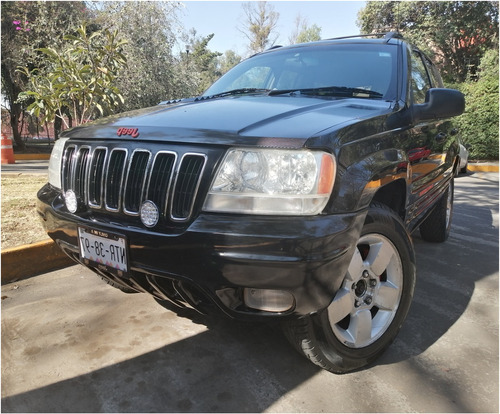 jeep grand cherokee limited 2001, 8 cilindros, 4x4
