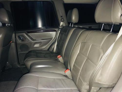 jeep grand cherokee limited 2001 negro