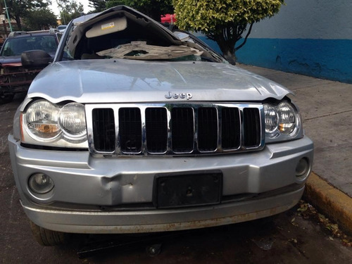 jeep grand cherokee limited 2005 por partes
