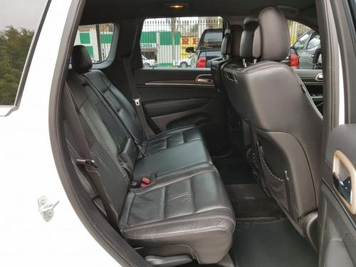jeep grand cherokee limited 2015 diesel 4x4 branco