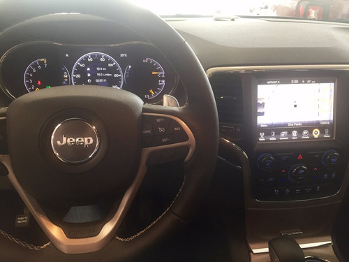 jeep grand cherokee limited 2017 3.6l