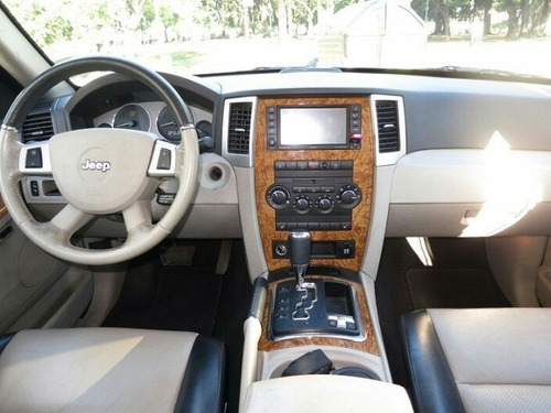 jeep grand cherokee limited 3.0 crd 2009