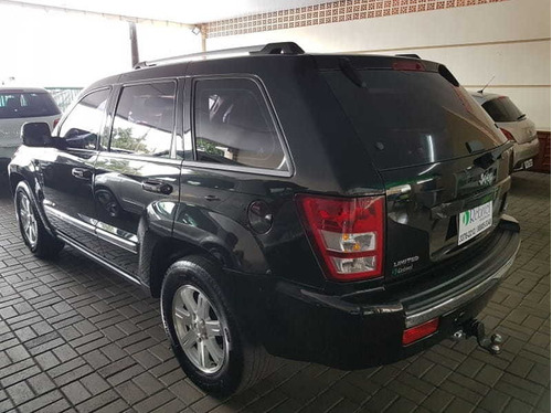 jeep grand cherokee limited 3.0 tb 2009