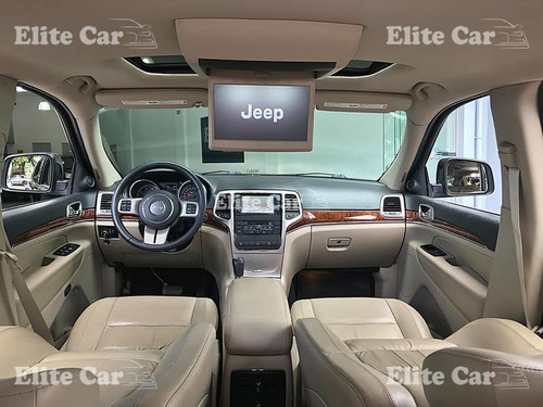 jeep grand cherokee limited 3.0 tb 2013