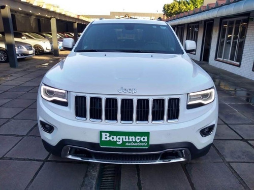 jeep grand cherokee limited 3.0 v6 crd 4wd