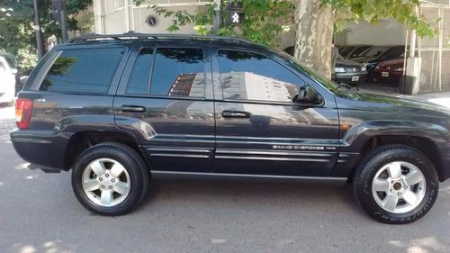 jeep grand cherokee limited 3.1 td  2001 nueva !!!!!!