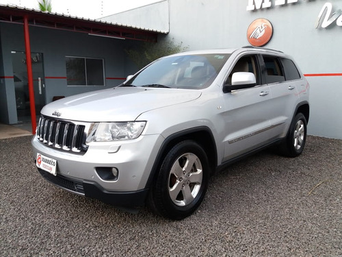 jeep grand cherokee limited 3.6 4x4 v6 aut. 2012
