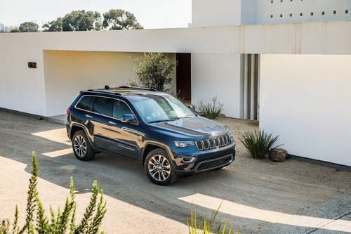 jeep grand cherokee limited 3.6 at. 4x4 0km