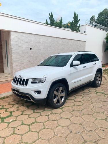 jeep grand cherokee limited 3.6 v6 2015