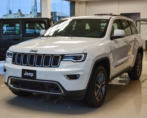 jeep grand cherokee limited 3.6l at8 4x4