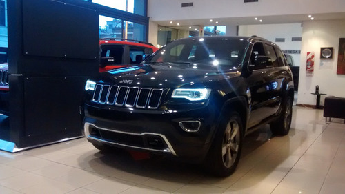 jeep grand cherokee limited 3.6l atx 2017 0 km ei