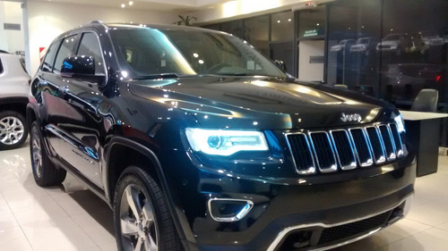 jeep grand cherokee limited 3.6l atx 2018 0 km ei