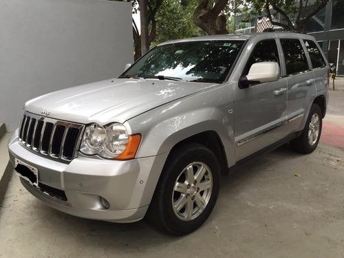 jeep grand cherokee limited 4.7 v8 303cv 2009 muito nova!