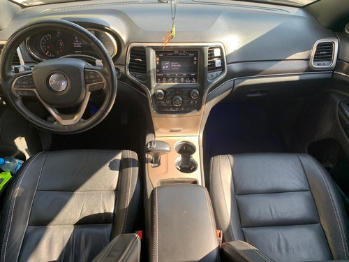 jeep grand cherokee limited 4x2 2014
