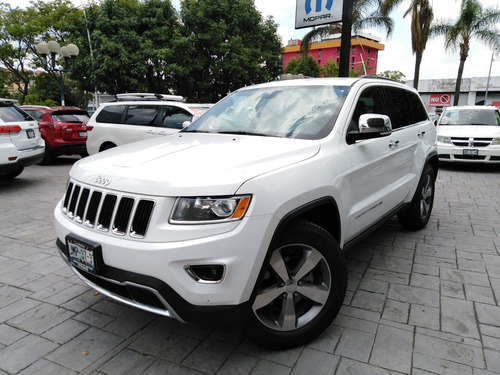 jeep grand cherokee limited 4x2 2016