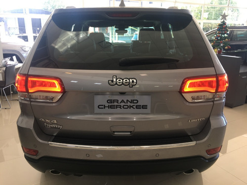 jeep grand cherokee limited 4x4 3.6  2018 venta online