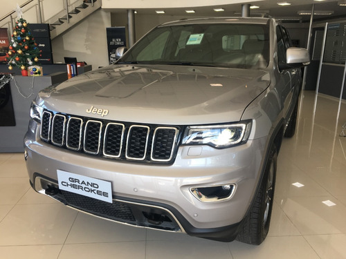jeep grand cherokee limited 4x4 3.6 gris 0 km 2018