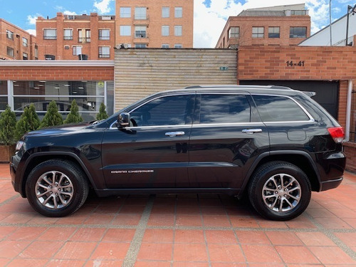 jeep grand cherokee limited 4x4 3.6 tp