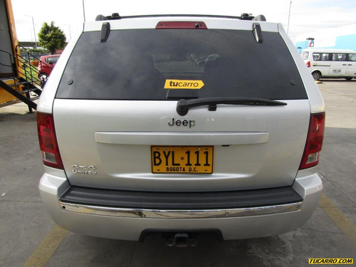 jeep grand cherokee limited 4x4 at