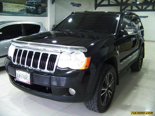 jeep grand cherokee limited 4x4 automática