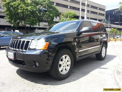 jeep grand cherokee limited 4x4 - automatico