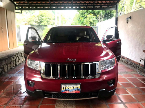 jeep grand cherokee limited 4x4 automatico