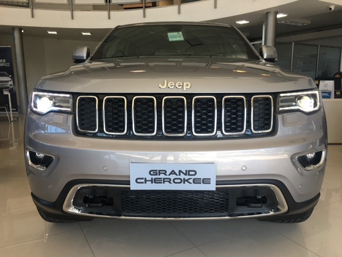 jeep grand cherokee limited 4x4 gris 0 km 2018