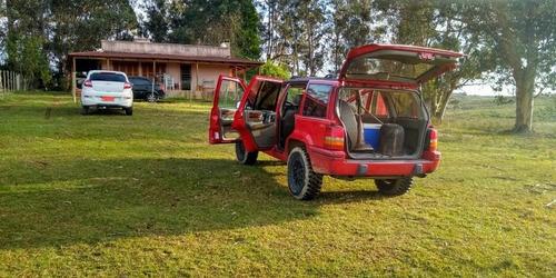 jeep grand cherokee limited 5.2 v8