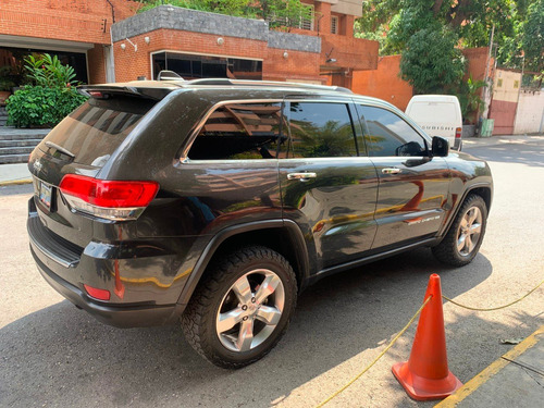 jeep grand cherokee limited 5.7 v8 4x4