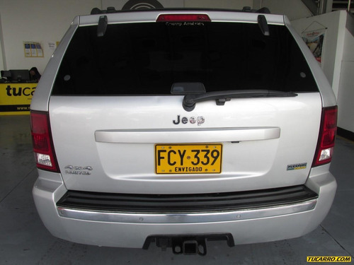 jeep grand cherokee limited at4x4