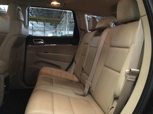jeep grand cherokee limited aut v6 2015