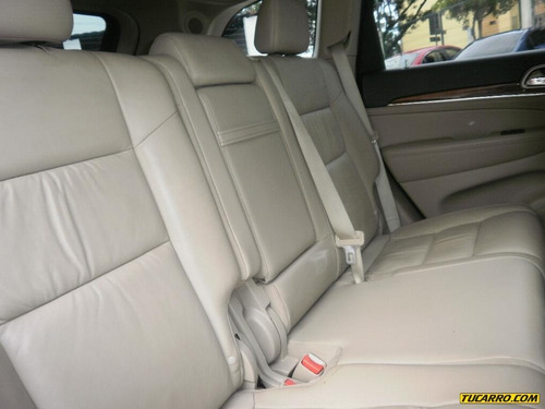 jeep grand cherokee limited automática