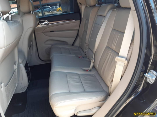 jeep grand cherokee limited automatica
