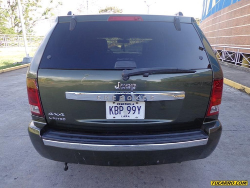 jeep grand cherokee limited automático 4x4