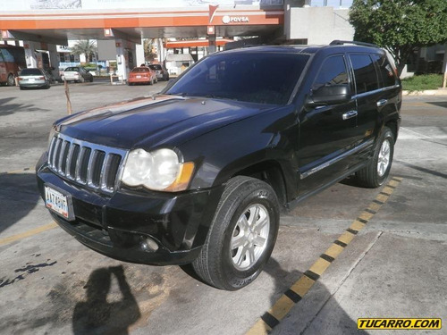 jeep grand cherokee limited automático