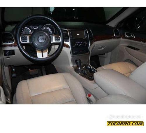 jeep grand cherokee limited-automatico