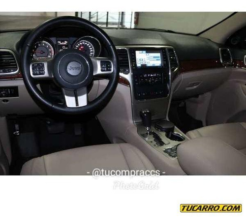 jeep grand cherokee limited-automatico