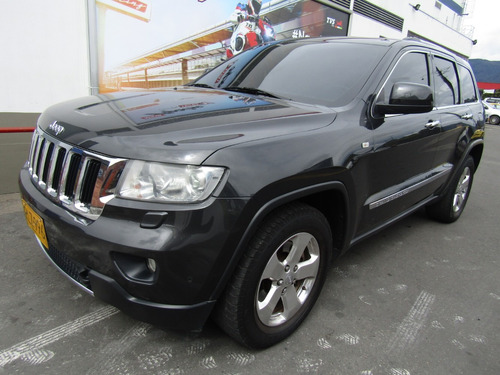 jeep grand cherokee limited campero