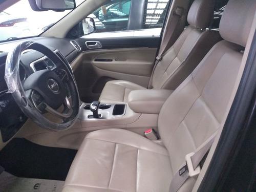 jeep grand cherokee limited lujo 2014