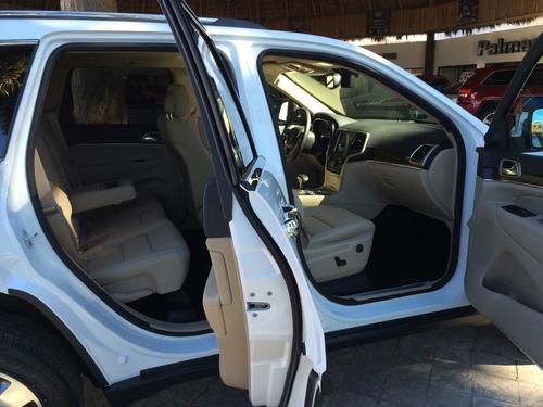 jeep grand cherokee limited lujo 2017