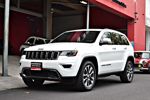 jeep grand cherokee limited lujo 2018 blindada nivel 3 tps