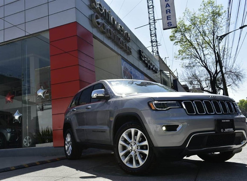 jeep grand cherokee limited lujo 4x2| 2017