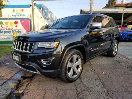 jeep grand cherokee limited lujo