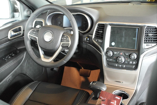 jeep grand cherokee limited lujo v6 q/c piel rin 20 gps 2017