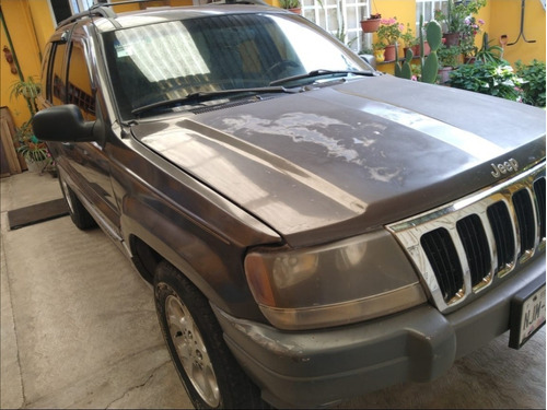 jeep grand cherokee limited. mod. 2000. 6 cilindros