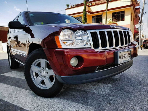jeep grand cherokee limited premium 2006