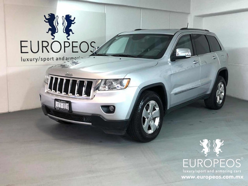 jeep grand cherokee limited premium 2013 blindada nivel 3